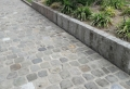 How to use natural stone and reclaimed setts in your garden?