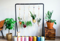 How to make a macrame plant hanger – step-by-step tutorials