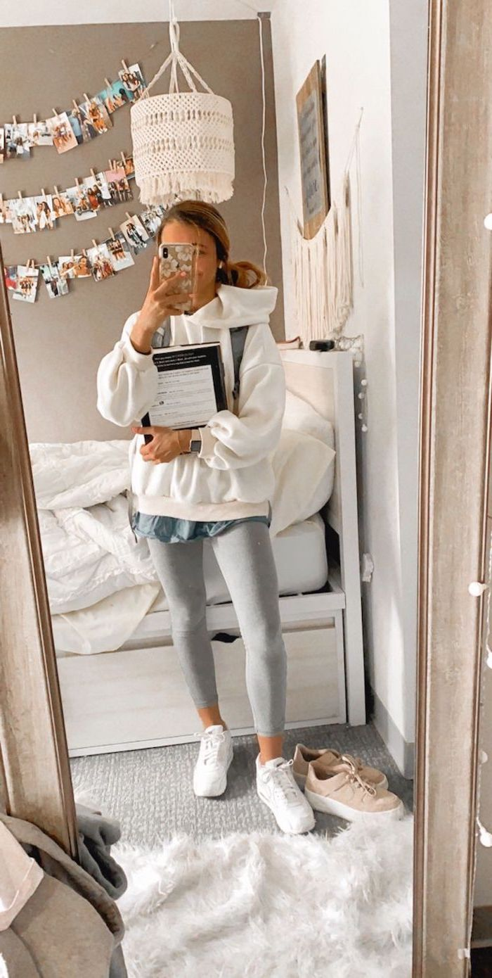 ▷ 20+ ideas for trendy and cute outfits for school