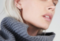 What is a double cartilage piercing and why is it so trendy
