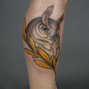 What is a neo traditional tattoo - beautiful examples