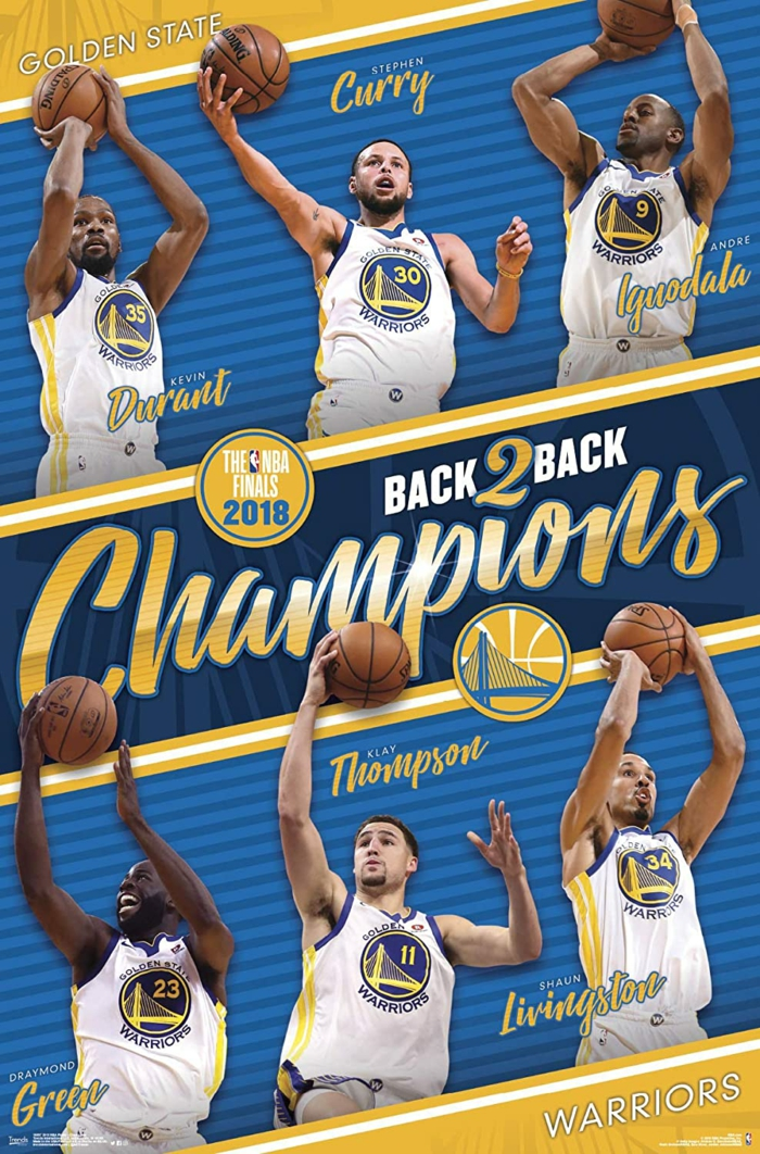 golden state warriors, back 2 back champions, nba wallpaper iphone, curry and durant, green and thompson, iguodala and livingston