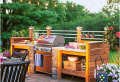 Social Distancing At Home? Here's Some Outdoor Kitchen Ideas to Help You Enjoy Summer 2020