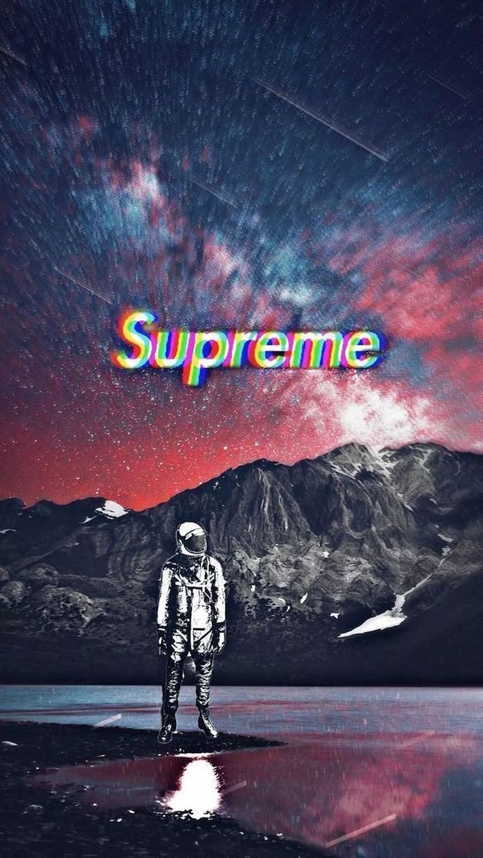 1001 Ideas For A Cool And Fresh Supreme Wallpaper