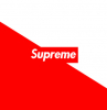 cool supreme wallpapers red and white background red and white supreme logo at the center