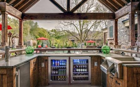 1001 Outdoor Kitchen Ideas To Help You Enjoy Summer
