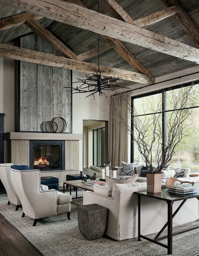 Modern Farmhouse Living Room Decor Tips And Inspiration Architecture Design Competitions Aggregator