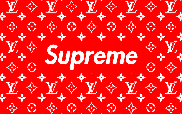 louis vuitton logos on red background cool supreme wallpapers supreme logo in white at the center