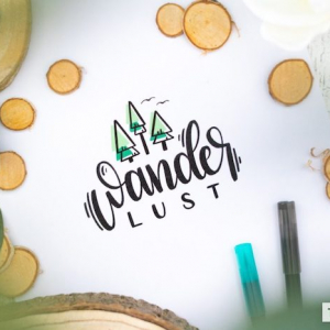 What Is Hand Lettering And How to Do It Step By Step