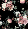 floral desktop background luxury vintage pink floral wallpaper mural inspiration