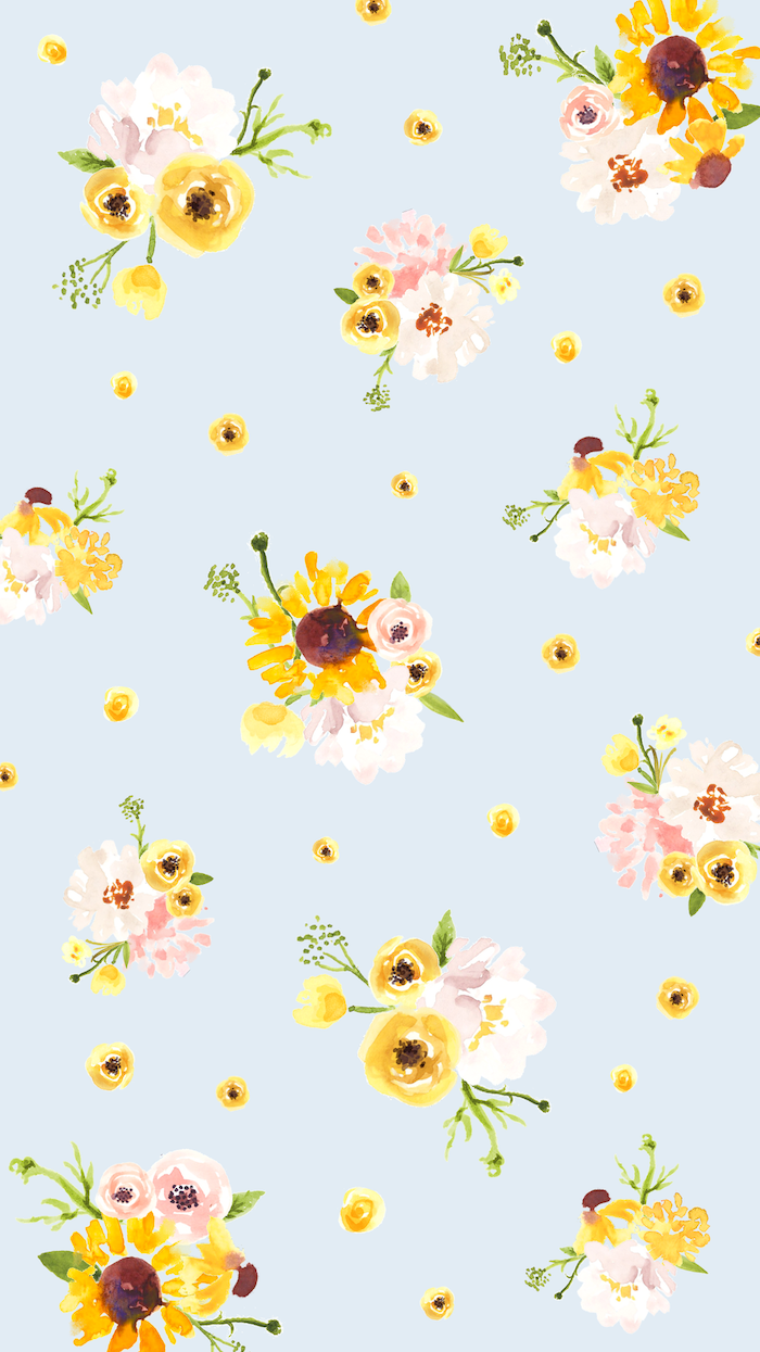 1001 Ideas For Floral Background To Decorate Your Screen With