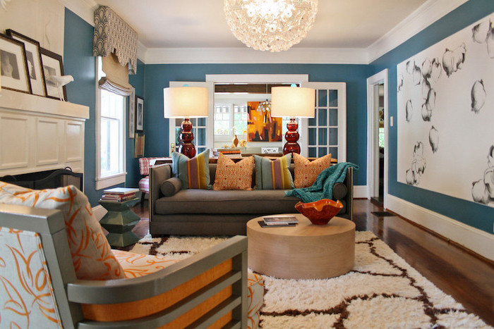 1001+ Living Room Paint Color Ideas To Freshen Up Your ...