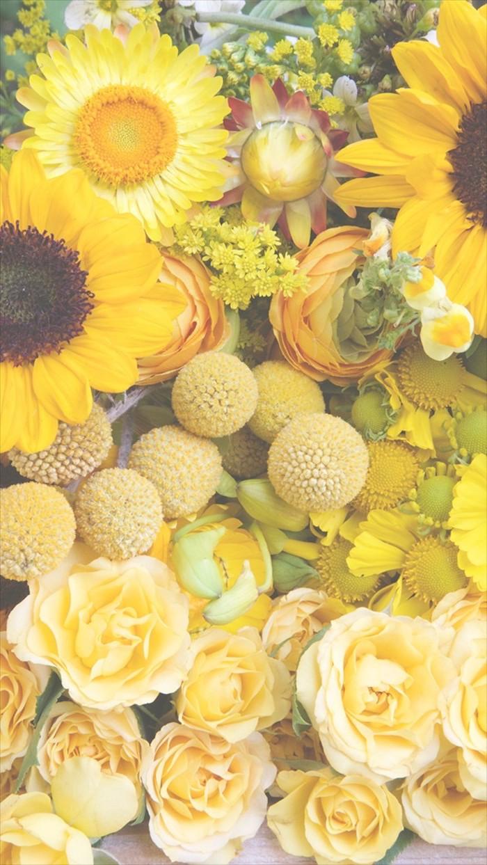 sunflowers yellow roses peony flowers cute flower wallpapers yellow flower arrangement