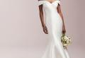 2020 Wedding Trends: Off The Shoulder Wedding Dress Ideas