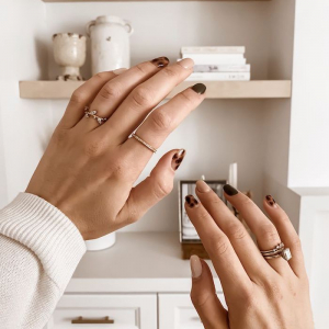Fall-winter nail designs 2021 edition