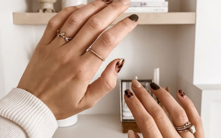1001 Ideas For Fall Winter Nail Designs 2020 Edition
