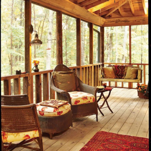 Screened In Porch Ideas to Help Create Your Own Safe Haven