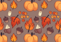 Give Your Screen An Update With A Fall iPhone Wallpaper