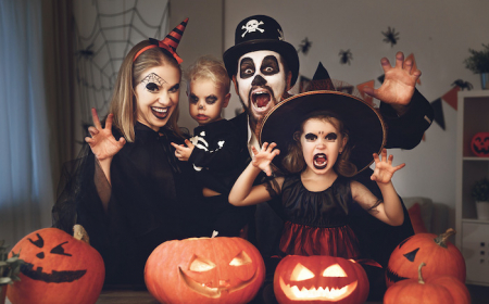 Cute Ideas For Family Halloween Costumes.1001 Cute Family Halloween Costume Ideas For Insta Worthy Pictures