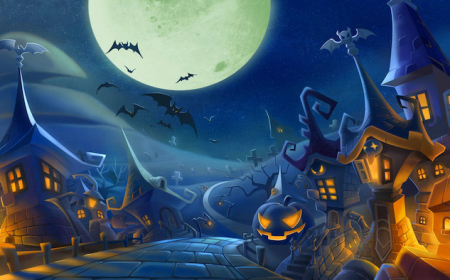 1001 Ideas For A Halloween Wallpaper For Your Phone And Desktop