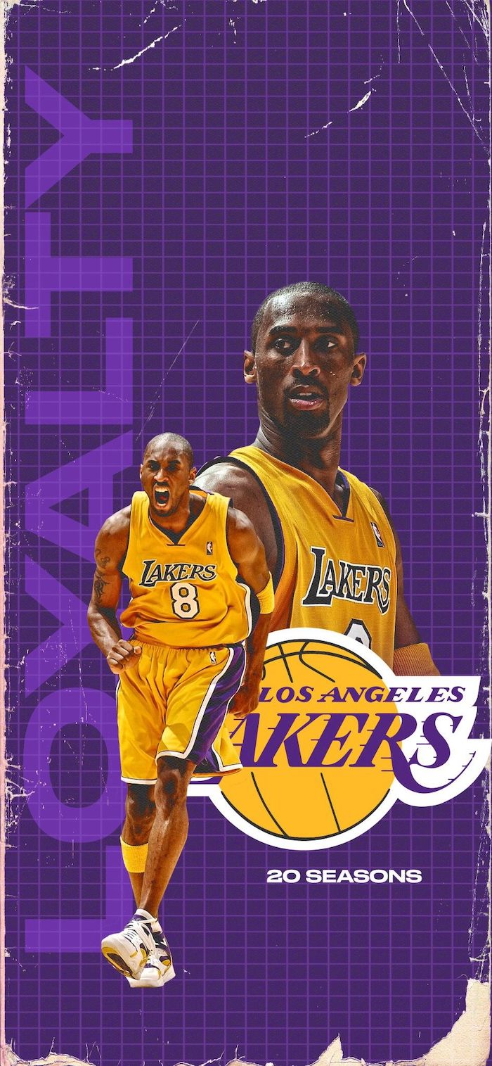 purple background with loyalty written on the side lakers wallpaper photos of kobe wearing lakers uniform with number eight lakers logo