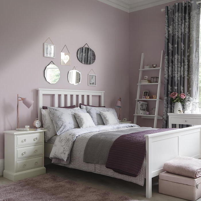 weekend project give your bedroom modern vintage style