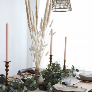 Pampas Grass Decor Ideas For a Lush, Boho Interior