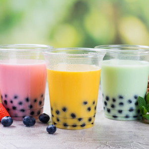 How to make boba tea - get behind the craze that is bubble tea