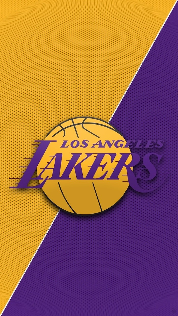 background in purple and gold lakers wallpaper iphone los angeles lakers logo in the middle
