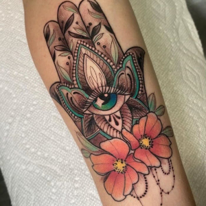 50 Spiritual Tattoos To Unlock Your Chakras