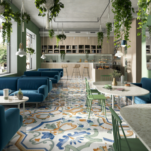 Porcelain Stoneware Floor Tiles: Expressing Design Made in Italy