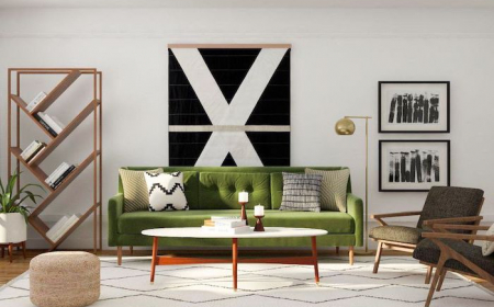 1001 Ideas For A Mid Century Modern Living Room