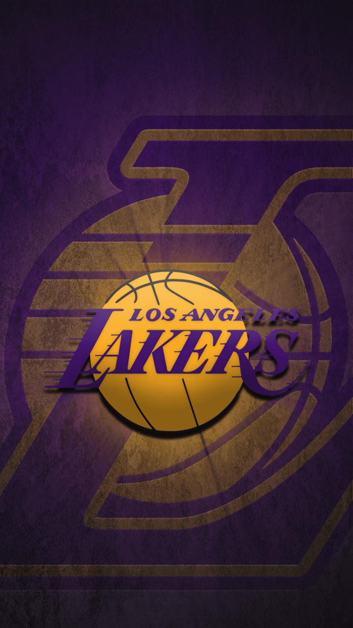 los angeles lakers logo in purple and gold anthony davis wallpaper purple and gold background