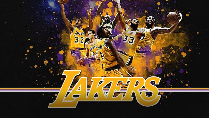 photo collage of famous basketball players who played for the lakers lakers wallpaper kobe bryant magic johnson
