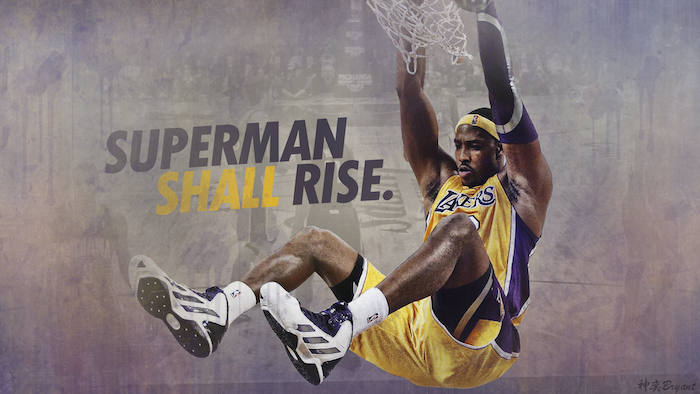 superman shall rise dwight howard wallpaper