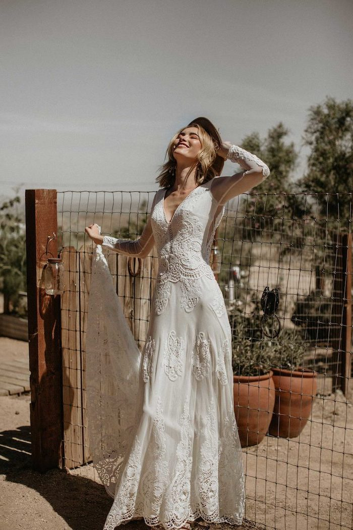 boho bridal by dreamers & lovers