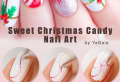 50 Cute Christmas Nail Designs To Try In 2020