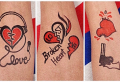 Mend Your Soul With a Broken Heart Tattoo