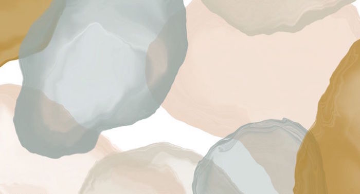 minimalist iphone wallpaper watercolor drawing of gradient colors gray brown beige on white background