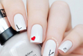 Spread the Love With These Valentines Day Nails