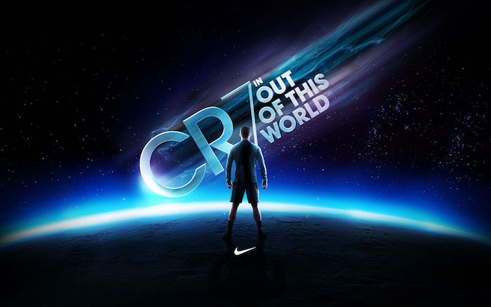 nike wallpaper cristiano ronaldo wallpaper out of this world him standing on digital drawing of the earth
