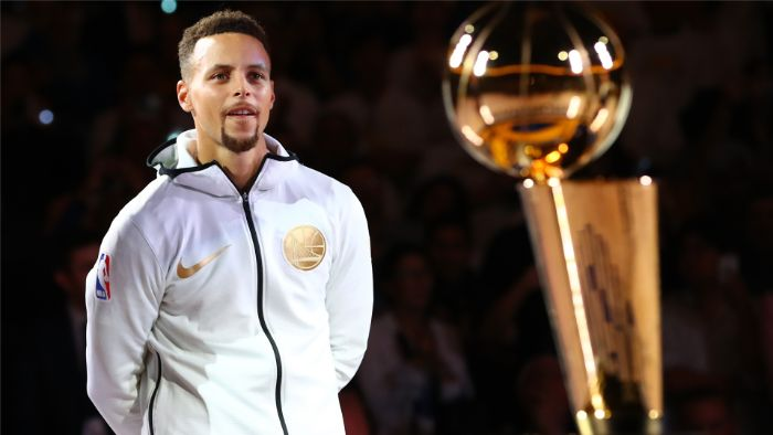 championship ring presentation cartoon stephen curry wallpaper steph looking at the larry o brien trophy