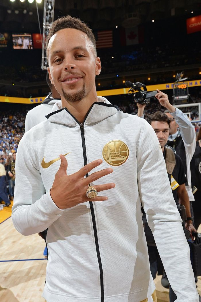championship ring presentation stephen curry wallpaper 2021 wearing the ring on his ring finger