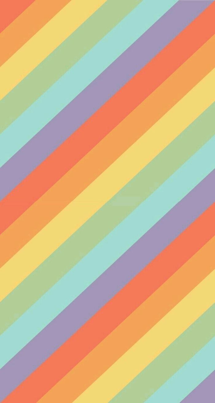 diagonal lines in the colors of the rainbow cute colorful wallpaper red prange yellow green blue purple
