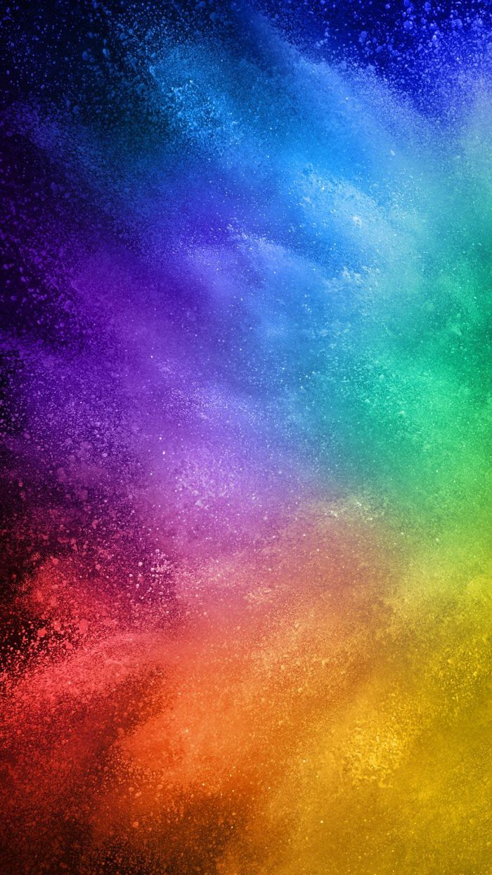dust colored in the colors of the rainbow cute rainbow backgrounds blue purple pink orange yellow