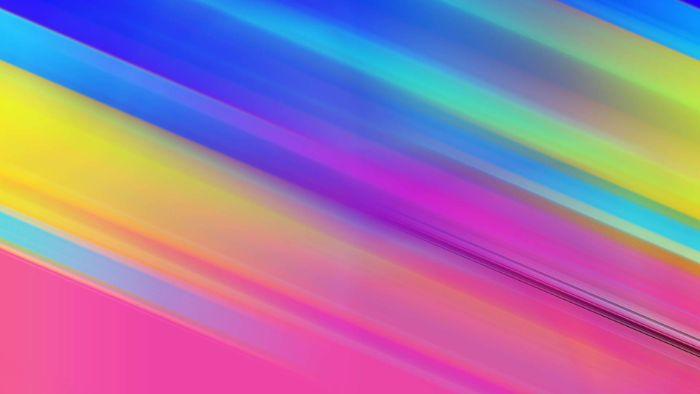 gradient of all colors of the rainbow boho rainbow wallpaper blue orange yellow green purple pink