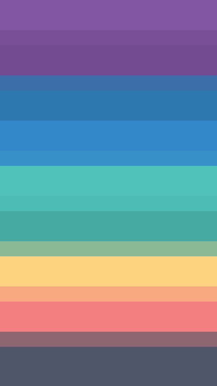 lines in the color of the rainbow purple blue green yellow pink cute colorful wallpaper
