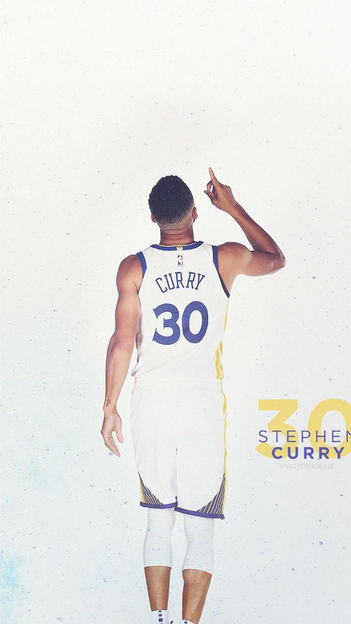 stephen curry wallpaper iphone photo of steph doing his celebration wearing white warriors uniform