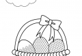 Easter Coloring Pages to Entertain Your Kids With
