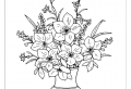 Spring Coloring Pages to Entertain The Entire Family